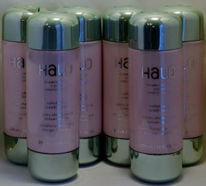 Halo Illuminating Color Protection Volumizing Conditioner 10oz (6 Pack) Total = 60oz